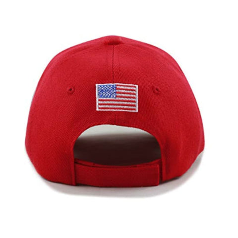 New! 2020 Keep America Great 3D Cap With Trump Signature (Color Choices)