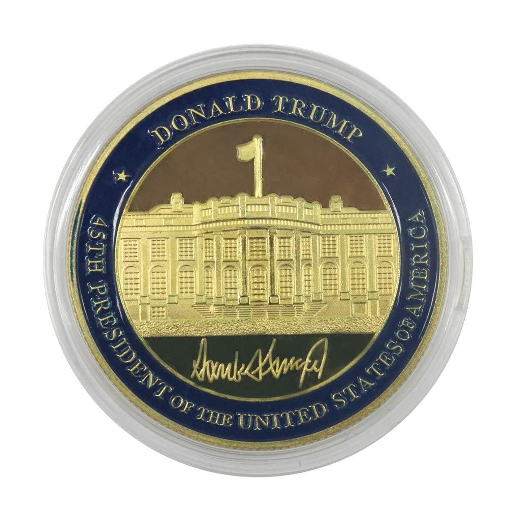 NEW Trump Challenge Coin