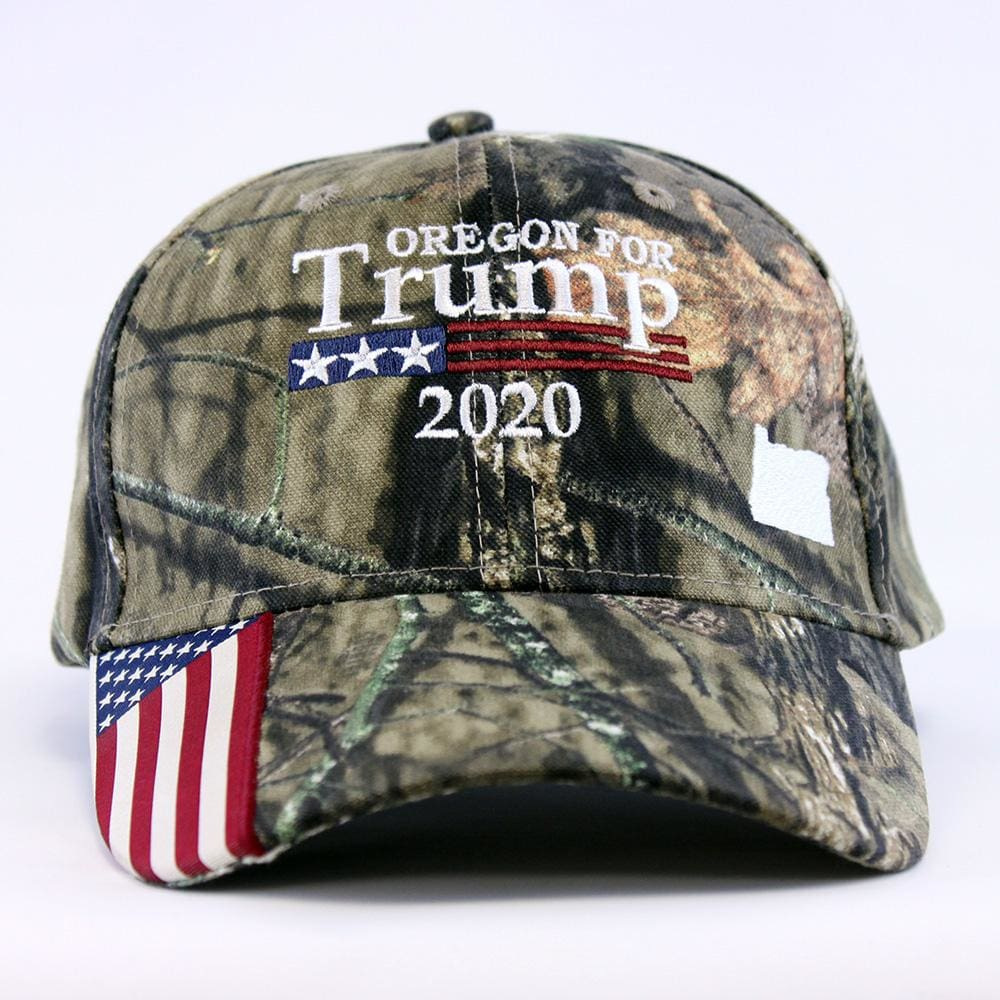 Oregon For Trump 2020 Hat