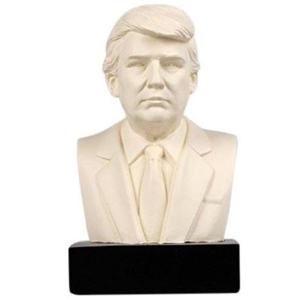 President Trump Historical Bust