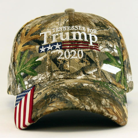 Image of Tennessee For Trump 2020 Hat