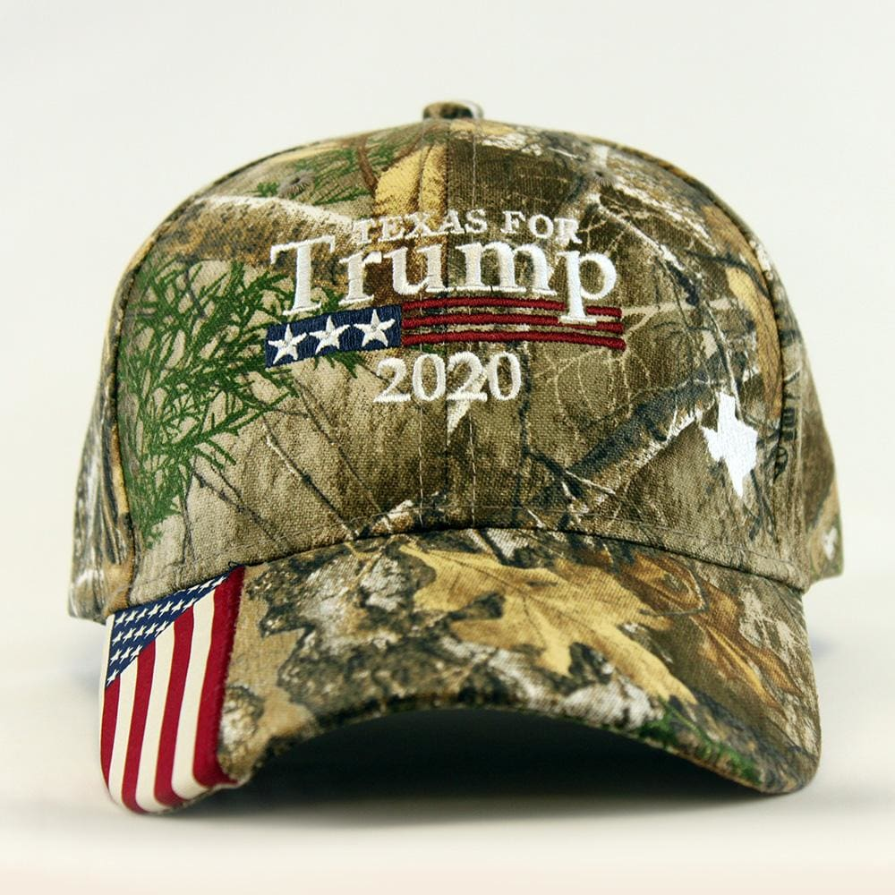 Texas For Trump 2020 Hat