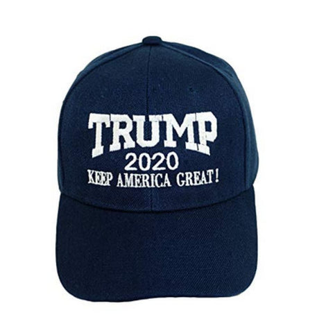Trump 2020 Hat - Navy - Headwear