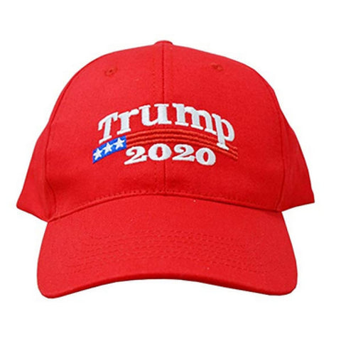 Image of Trump 2020 Hat - Red - Headwear