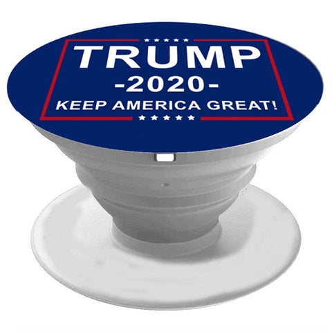 Trump 2020 Phone Grip And Stand
