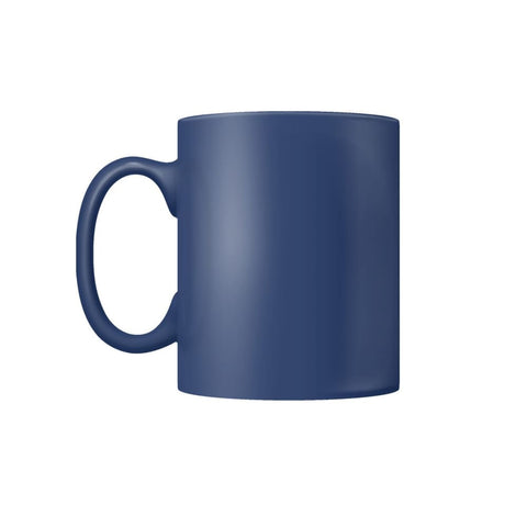 Trump For President Coffee Mug (Blue) - Drinkware