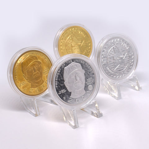 Image of Trump 2020 Coin Set