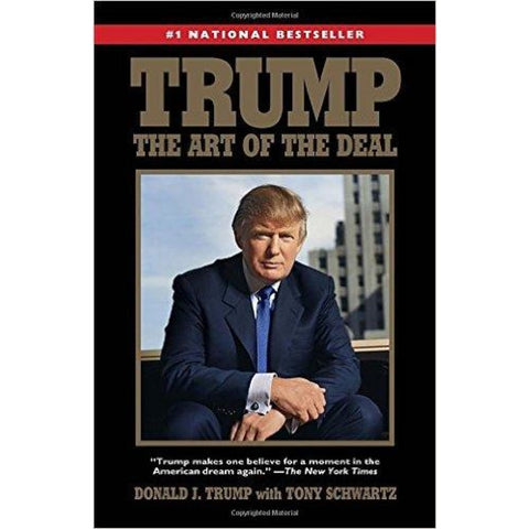 Trump: The Art of the Deal (Paperback) - Book