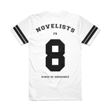 Novelists - Kings Of Ignorance Striped Tee