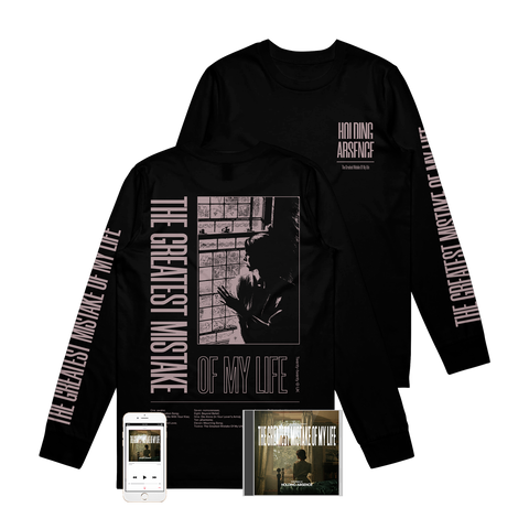 Holding Absence - TGMOML Album Long Sleeve Pre-Order Bundle