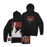 Alpha Wolf - 'A Quiet Place To Die' Leak Hoodie Pre-Order Bundle