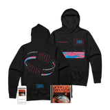 Kingdom Of Giants - 'Hindsight' KOG Hoodie  Pre-Order Bundle
