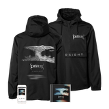 Emmure - 'Hindsight' Windbreaker  Pre-Order Bundle