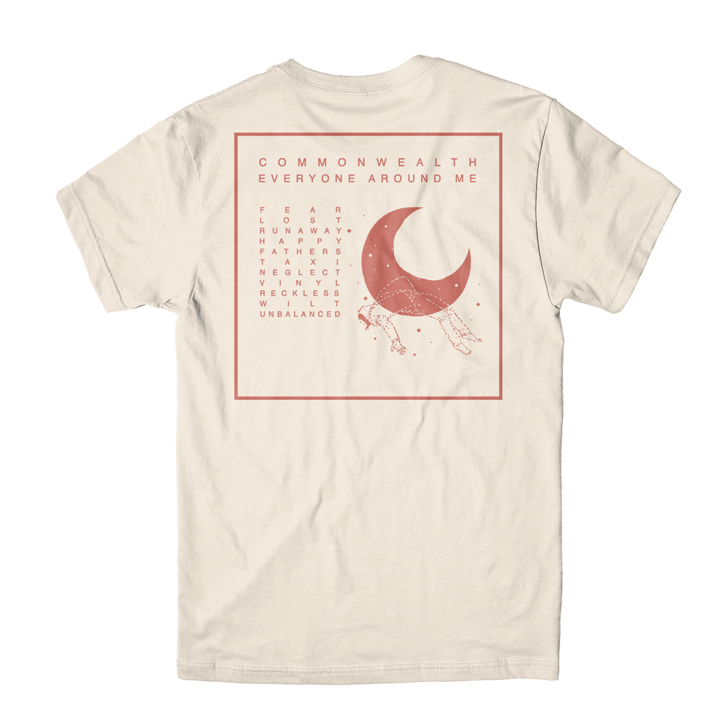 CommonWealth - Unbalanced Tee