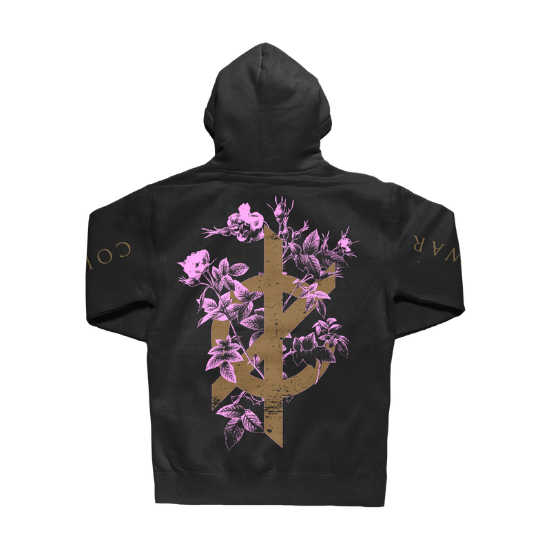 Alazka - It's In My Head Heather Charcoal Hoodie