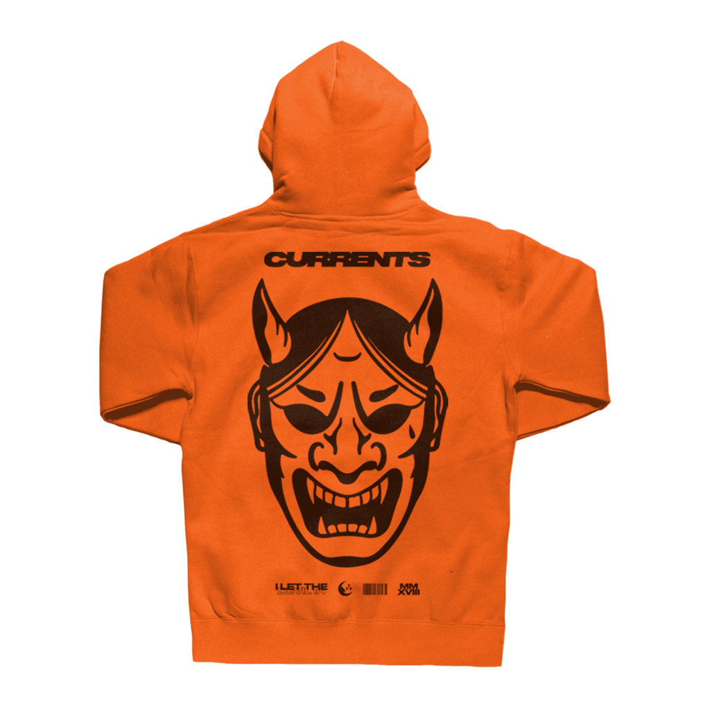Currents - Devil Hoodie