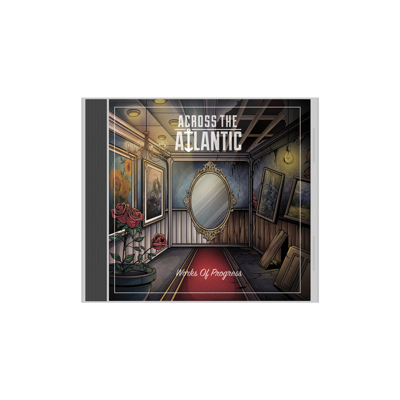 Across The Atlantic - 'Works of Progress' CD