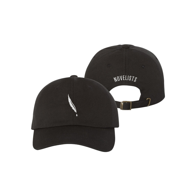 Novelists - Feather Dad Hat