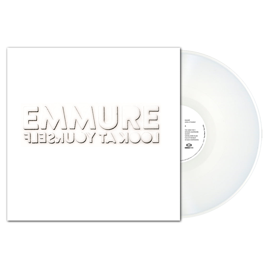 Emmure - 'Look At Yourself' White Vinyl