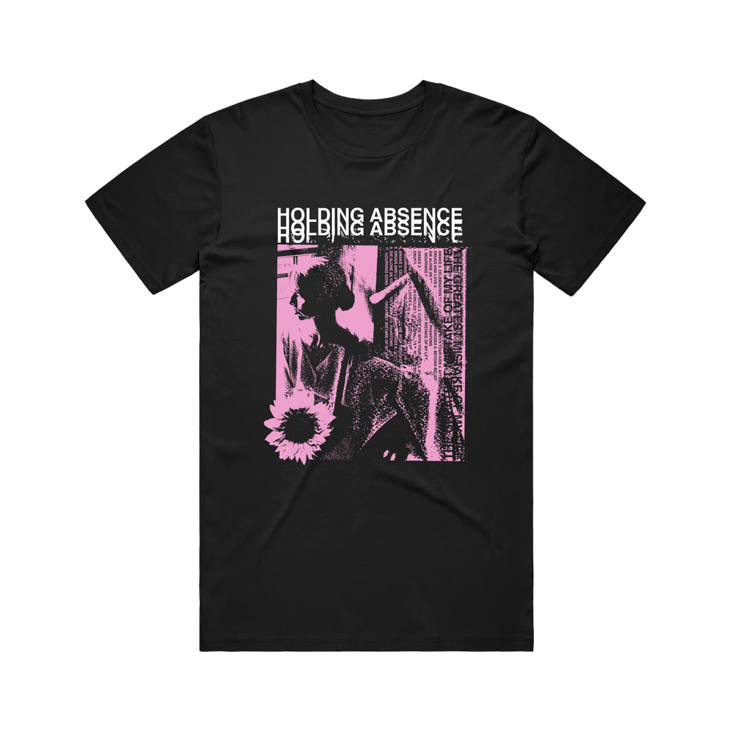 Holding Absence - Tracklist Tee