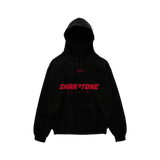 SharpTone Records - Red Logo Hoodie