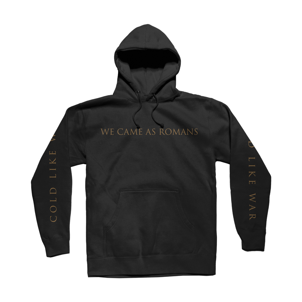 We Came As Romans - Encoder Embroidered Hoodie