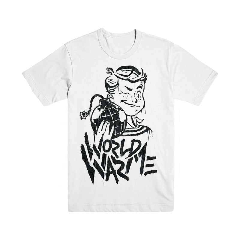 World War Me - Break A Leg Tee
