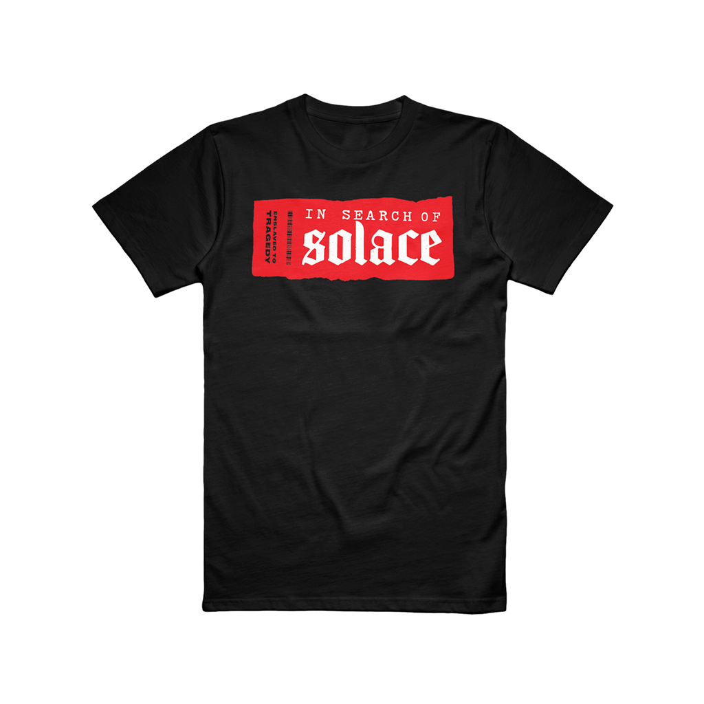 In Search Of Solace - Tag Tee