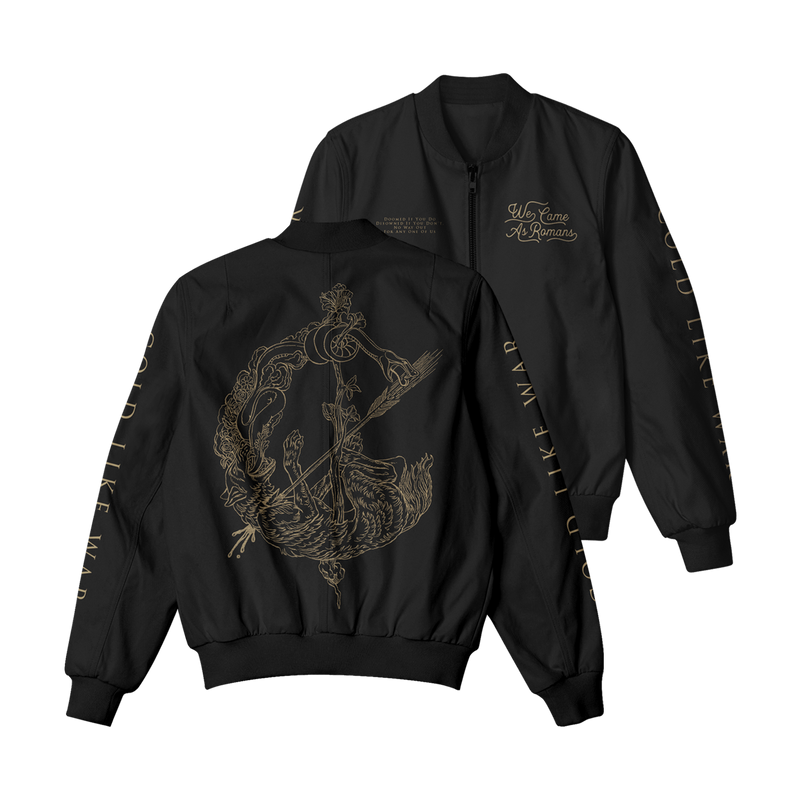 We Came As Romans - Custom Bomber