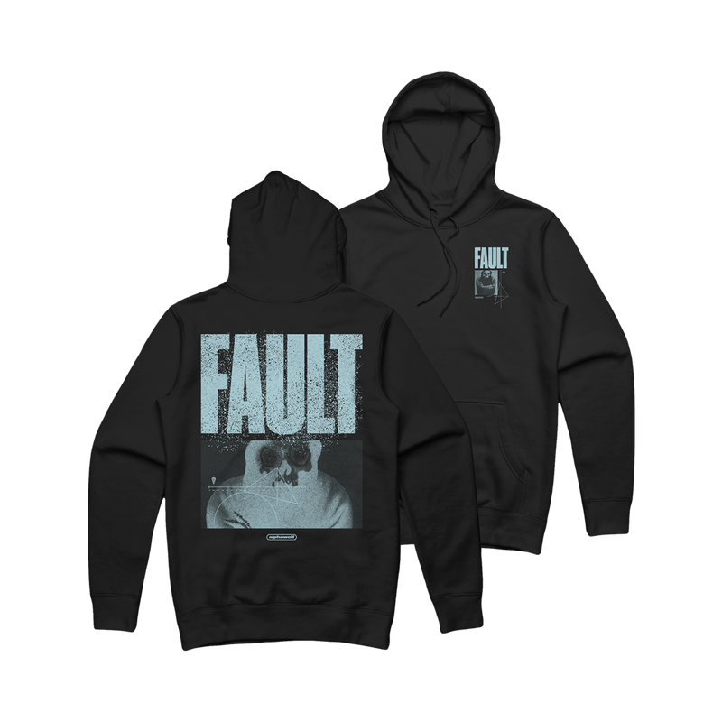 Alpha Wolf - Fault Hoodie