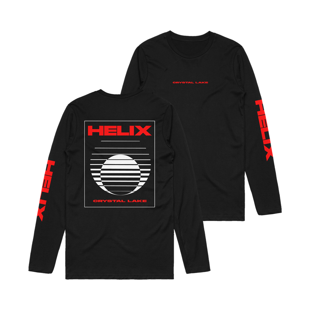 Crystal Lake - Helix Long Sleeve