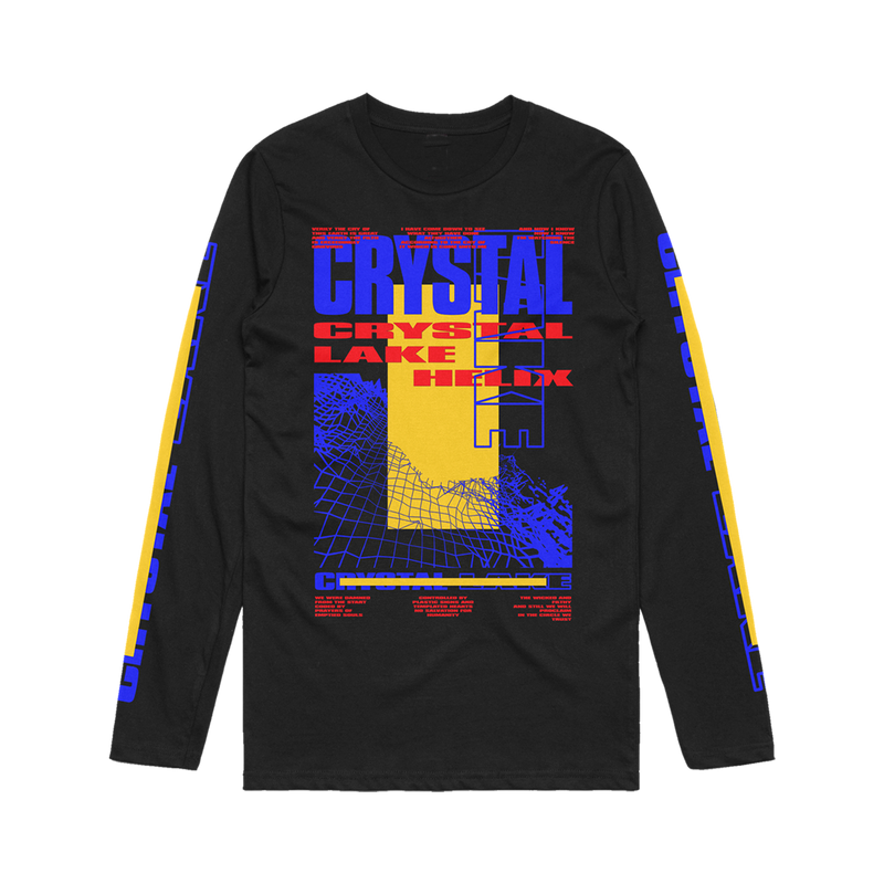 Crystal Lake - Coded Long Sleeve
