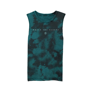 While She Sleeps - You Are We Custom Dye Muscle Tank
