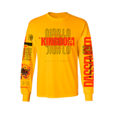 Kingdom Of Giants - Yellow Long Sleeve