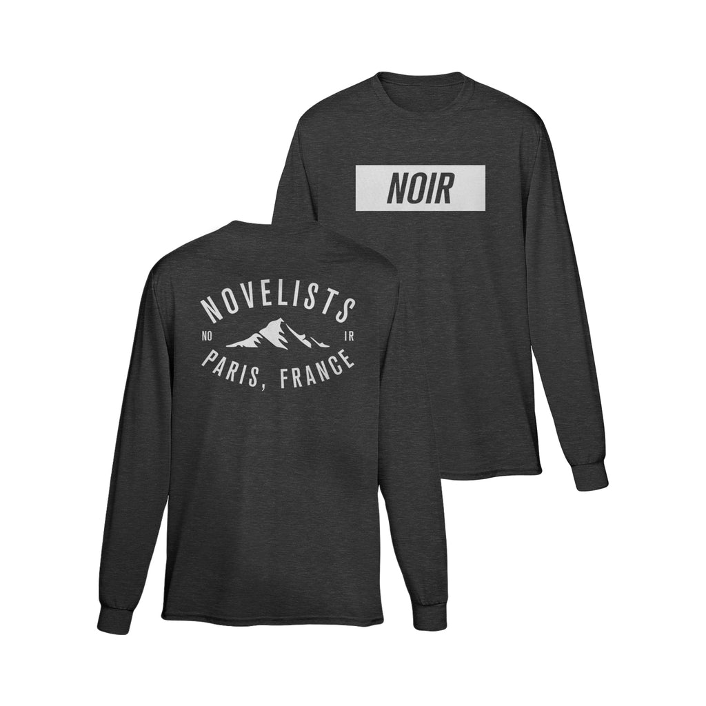 Novelists - Noir Long Sleeve