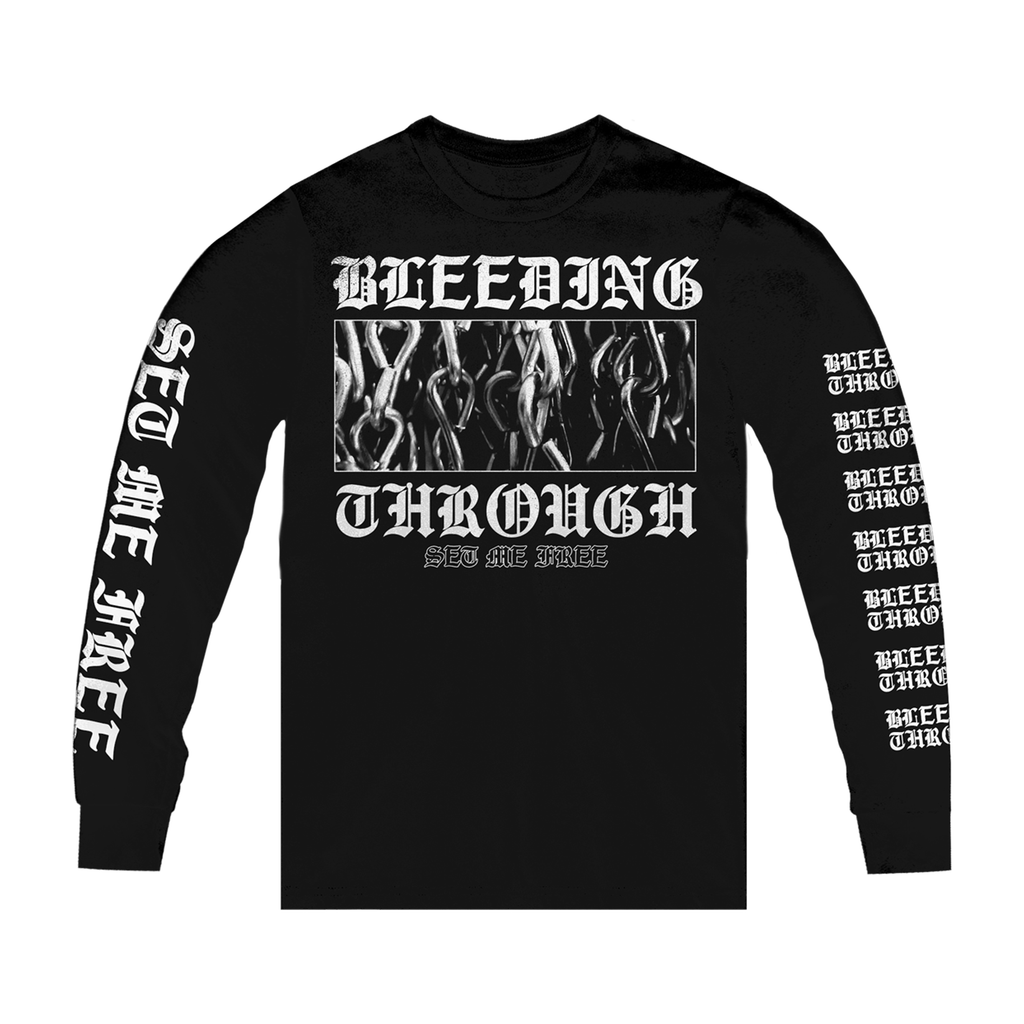 Bleeding Through - Set Me Free Long Sleeve