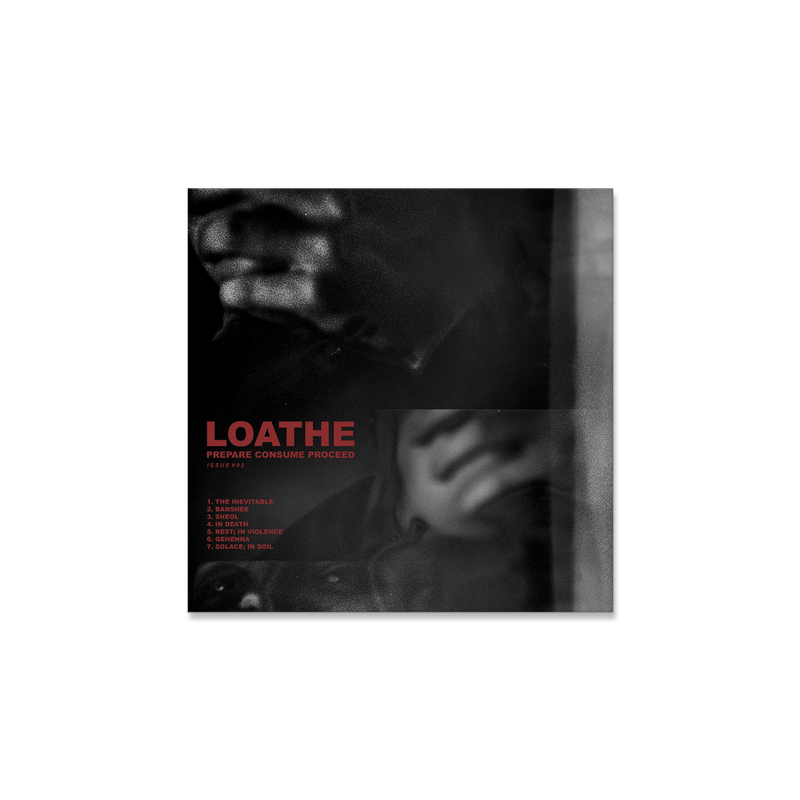 Loathe - 'The Cold Sun' CD