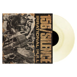 156/Silence - 'Irrational Pull' Beer in Milky Clear Vinyl LP