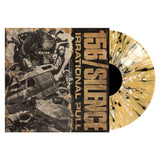 156/Silence - 'Irrational Pull' Beer with Black and White Splatter Vinyl LP