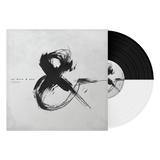 Of Mice & Men - 'Timeless' Half Black/Half Opaque White 10
