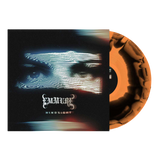Emmure - 'Hindsight' Orange w/Black Swirl Vinyl
