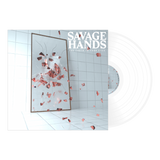 Savage Hands - 'The Truth In Your Eyes' White Vinyl