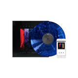 Currents - 'I Let The Devil In' Blue with Marble Splatter Vinyl