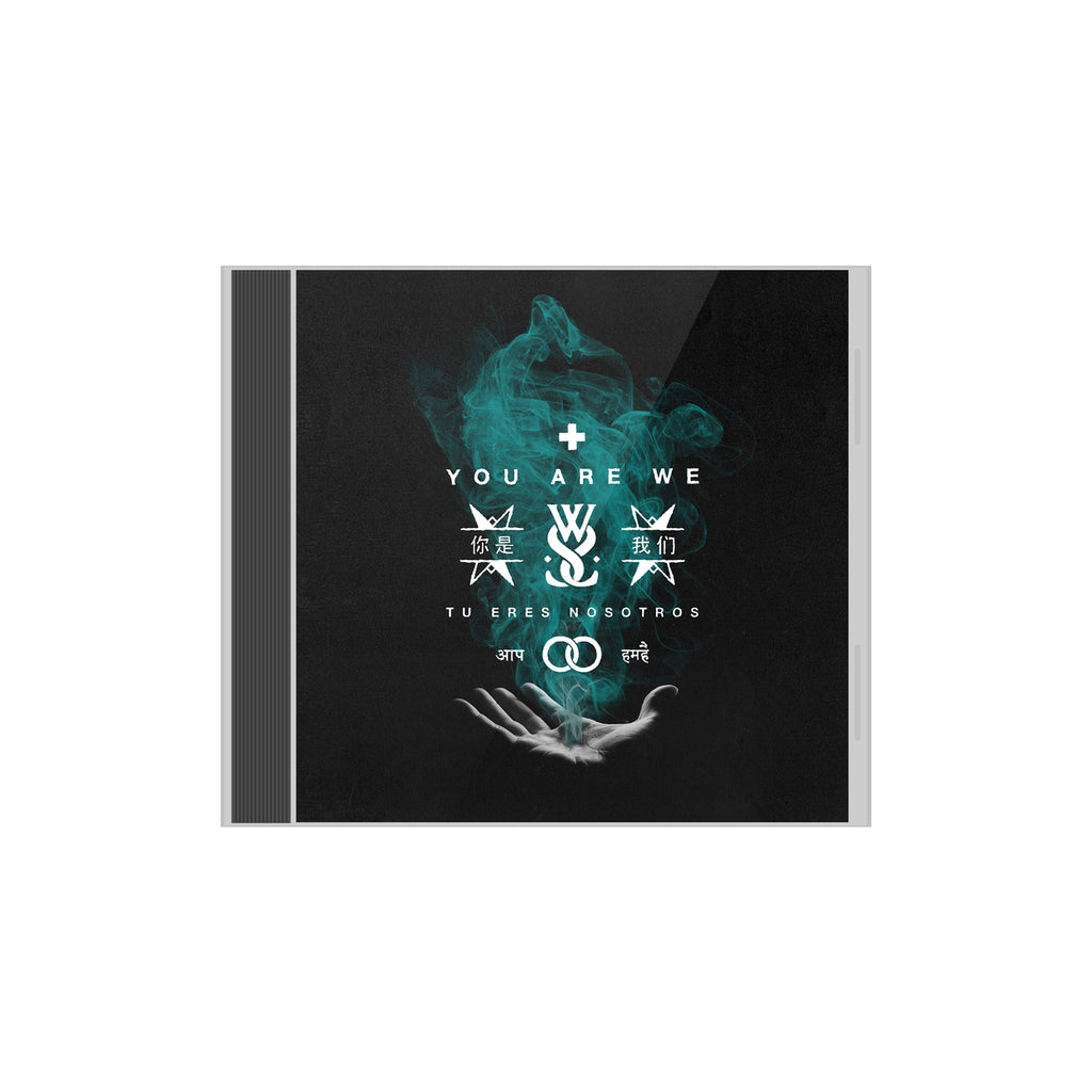 While She Sleeps - 'You Are We' CD