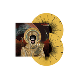 Don Broco - 'Technology' Mustard w/ Black Splatter Vinyl
