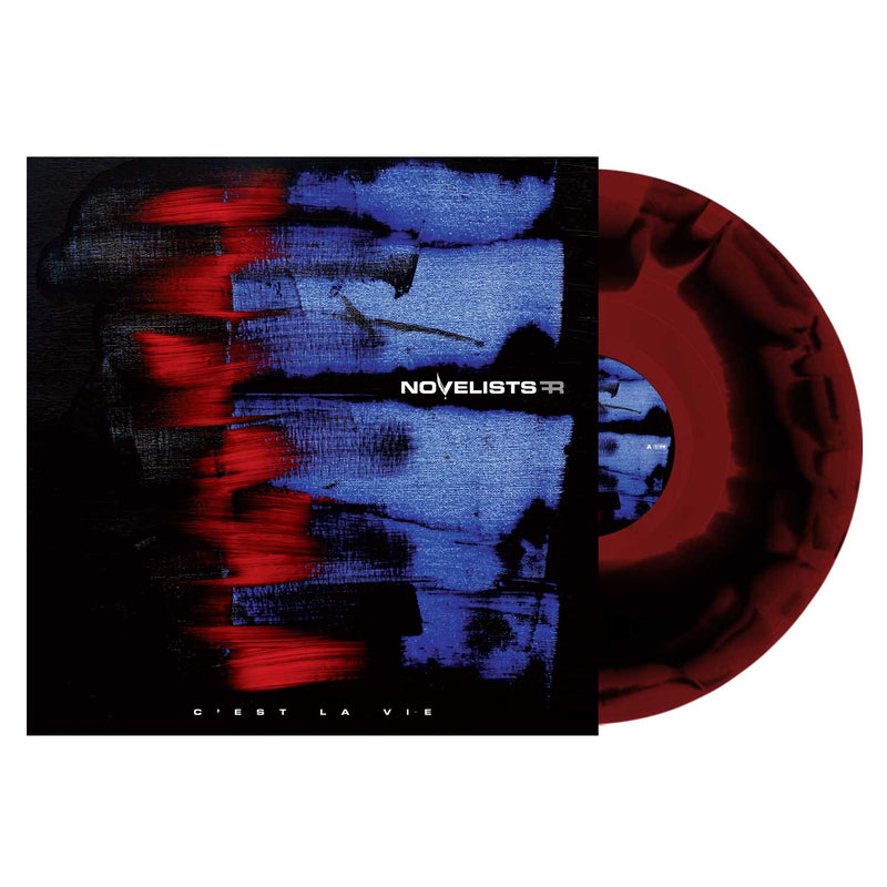 Savage Hands - 'The Truth In Your Eyes' Clear w/ Red Splatter Vinyl Pre-Order