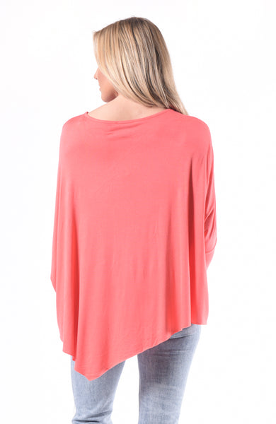 Asymmetrical Dip Top