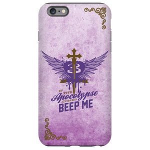 Buffy the Vampire Slayer Beep Me Phone Case