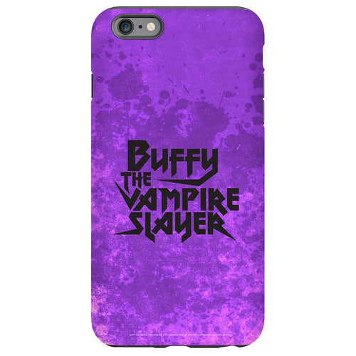 Buffy the Vampire Slayer Logo Phone Case