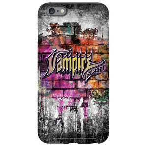 Buffy the Vampire Slayer Graffiti Heart Phone Case